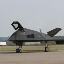 On 22 April 2008, the Air Force retired the F-117. Unlike most other Air Force aircraft which are retired to Davis-Monthan AFB, the F-117s are being retired to the Tonopah Test Range. Tonopah is the first base that flew the stealth fighter in total secrecy in the 1980's